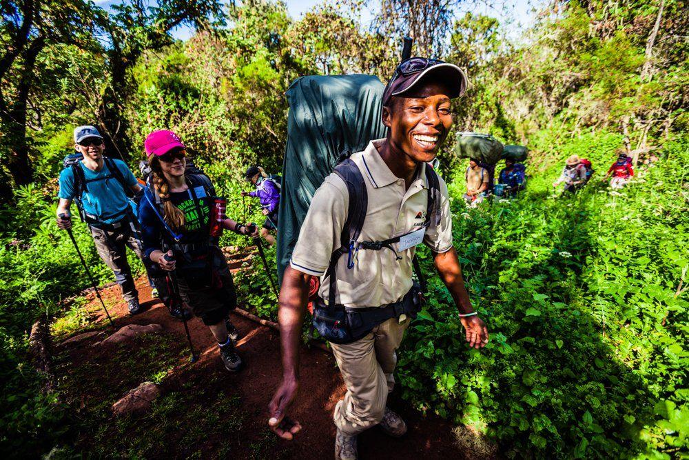 Kilimanjaro expedition med erfarna lokala guider | Swett