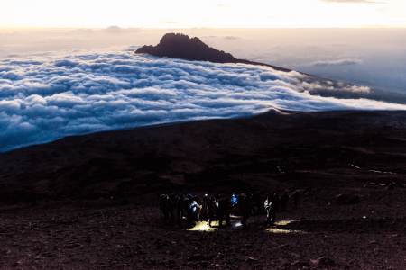 Resa till Kilimanjaro
