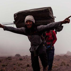 Expeditionsresor till kilimanjaro med lokal guide