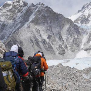 Vandring till Mount Everest Basecamp