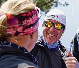 Vi vandrar med behagligt tempo mot Everest Base Camp för att alla ska hinna njuta och acklimatisera sig väl