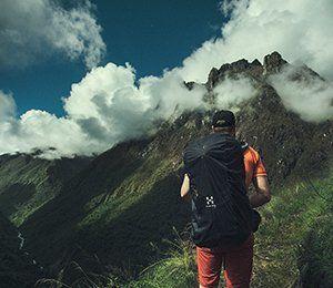 Vi vandrar högt och sover lågt på vår vandring längst Inkaleden, allt för en sund acklimatisering