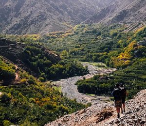 Vandra-i-Marocko