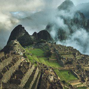 Machu Pichu Inkaleden