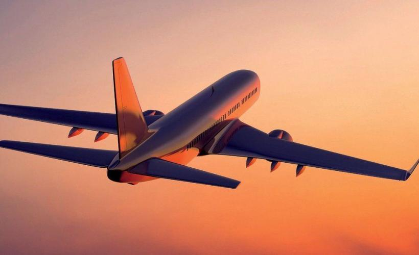 22137-airplane-in-the-sunset-1366×768-aircraft-wallpaper