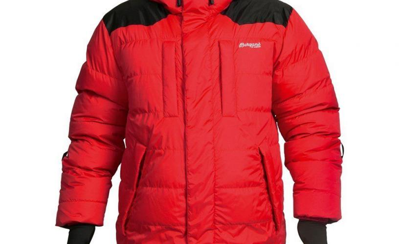 Bergans Expedition Down Parka