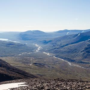 Utsikt över Kebnekaise | Swett