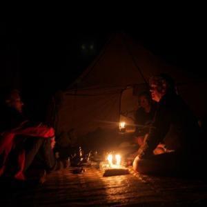 Underbar tältning i Atlasbergen | Swett