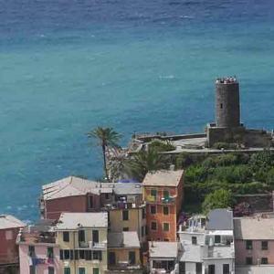 Magiska Cinque Terre bjuder på oslagbara miljöer och vällagad mat