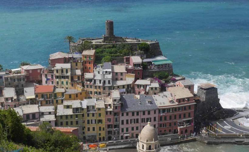 Vackra Cinque Terre