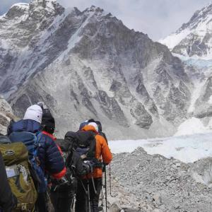 Vandra en unik rutt med Swett mot Everest Base Camp