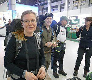 Dags att åka hem efter ett äventyr med Swett till Everest Base Camp