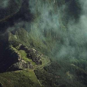 Det är en magisk upplevelse att blicka ut över mytomspunna Machu Piccu