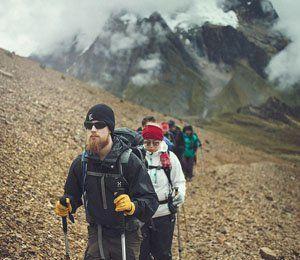 Att vandra Inkaleden är en unik möjlighet som vi från Swett vill unna alla
