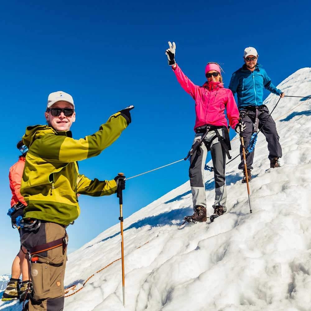 Bestig Kebnekaise med Swett för att maximera chanserna att nå toppen
