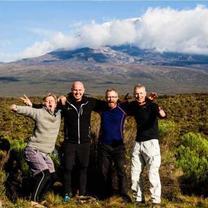 Nu börjar vandringen mot Kilimanjaro med Swett