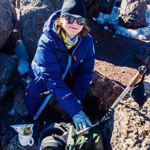 För att nå Kilimanjaros topp Uhuru Peak behövs pauser och energipåfyllning