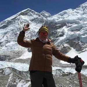 Vandrar möter Everest | Swett