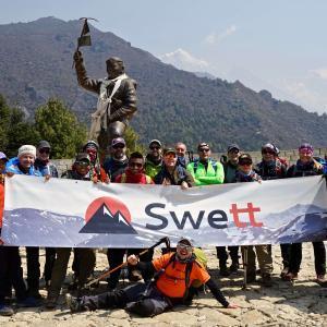 Planera vandringen till Everest Base Camp | Swett