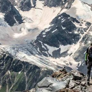 Vandring mot Elbrus - Europas högsta berg