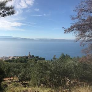 Magisk natur i Kroatien