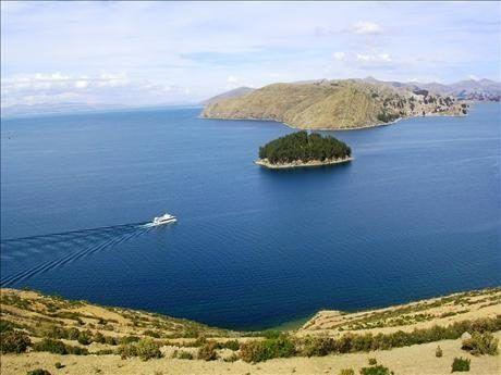 tilläggsresa titicacasjön