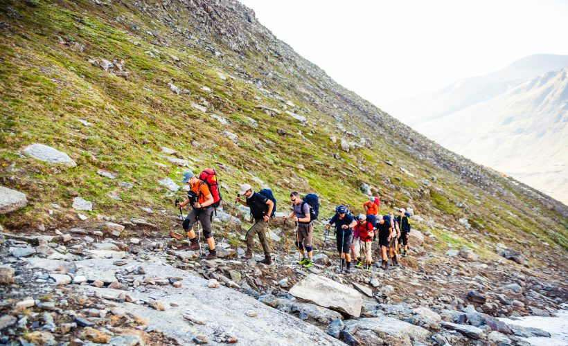 Tips to climb Kebnekaise