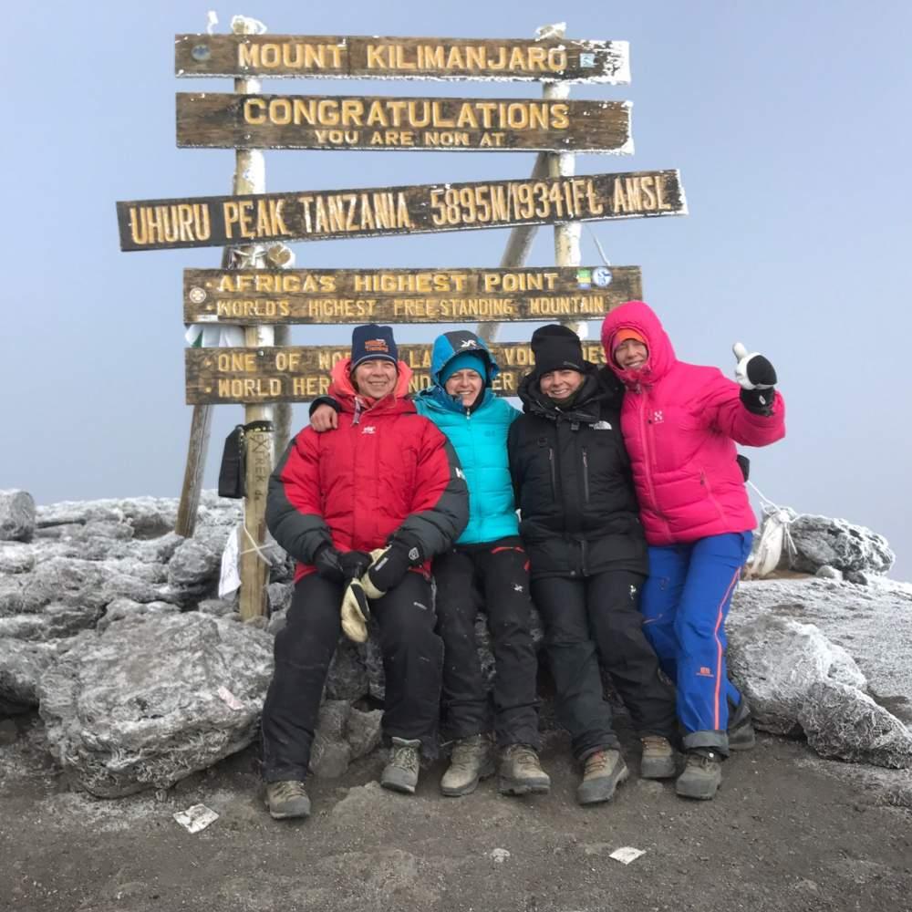Bästa tiden att bestiga Kilimanjaro |Swett